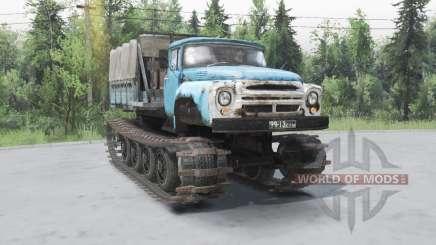 En 1 Vityaz pour Spin Tires