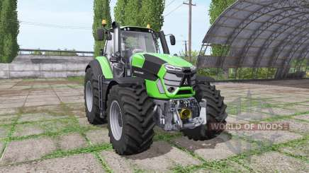 Deutz-Fahr Agrotron 9310 TTV pour Farming Simulator 2017