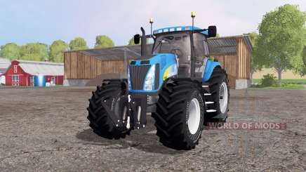 New Holland T8020 pour Farming Simulator 2015