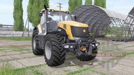 JCB Fastrac 7200 v1.1 pour Farming Simulator 2017