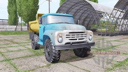 ZIL MMZ 555 für Farming Simulator 2017