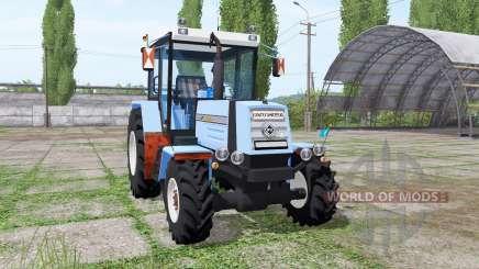 Fortschritt Zt 323-A pour Farming Simulator 2017