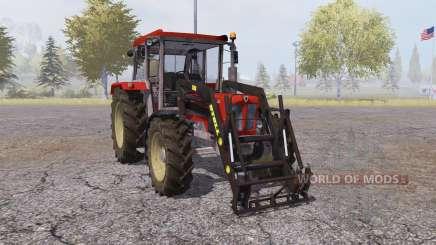 Schluter Super 1050 V für Farming Simulator 2013