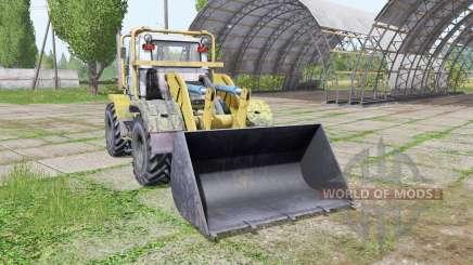 T-150K v1 25.6 für Farming Simulator 2017