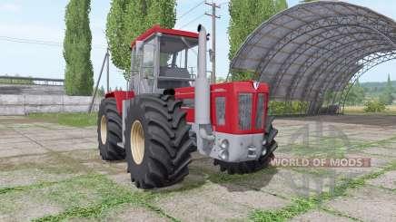 Schluter Super 2500 TVL More Realistc für Farming Simulator 2017