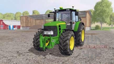 John Deere 6930 Premium für Farming Simulator 2015