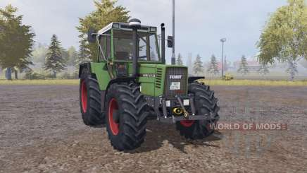 Fendt Favorit 615 LSA Turbomatic v3.0 für Farming Simulator 2013