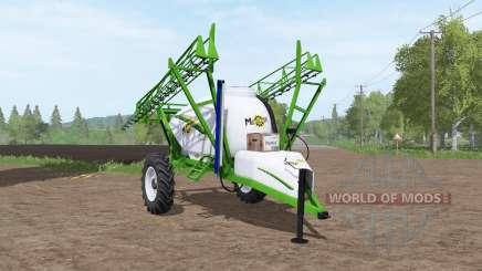 Metalfor Futur 2000 pour Farming Simulator 2017
