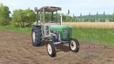 URSUS C-4011 v1.2 für Farming Simulator 2017