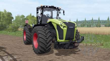 CLAAS Xerion 4000 Trac VC v1.1 pour Farming Simulator 2017