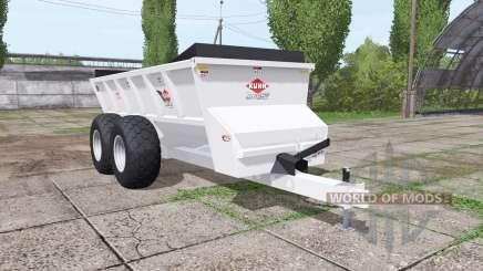 Kuhn Knight SLC 141 v2.0 pour Farming Simulator 2017