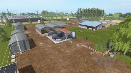 Aragon pour Farming Simulator 2017
