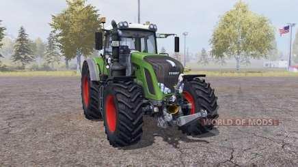 Fendt 936 Vario SCR v2.0 für Farming Simulator 2013