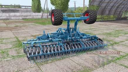 LEMKEN Heliodor 8-600 pour Farming Simulator 2017