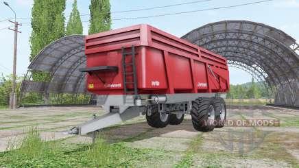 Brimont BB 18B v1.1 pour Farming Simulator 2017