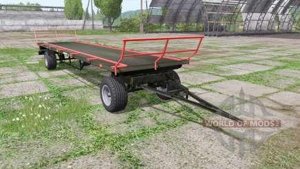 URSUS T-665 pour Farming Simulator 2017