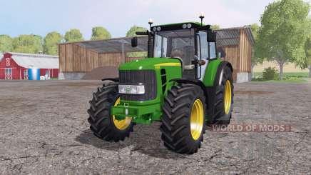 John Deere 6630 Premium für Farming Simulator 2015