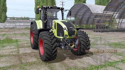CLAAS Axion 960 pour Farming Simulator 2017