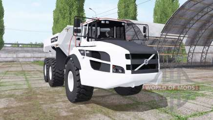 Volvo A40G für Farming Simulator 2017