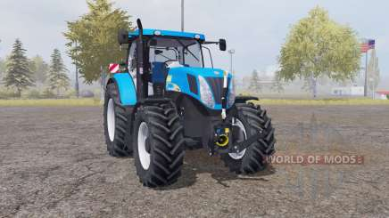 New Holland T7040 pour Farming Simulator 2013