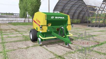 SIPMA PS 1221 Farma Plus pour Farming Simulator 2017