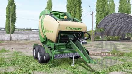 Krone Comprima V180 XC pour Farming Simulator 2017
