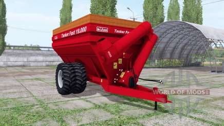 Jan Tanker Fast 19.000 für Farming Simulator 2017