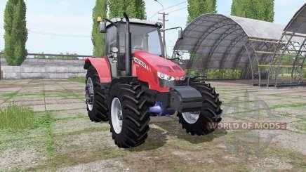 Massey Ferguson 5712 pour Farming Simulator 2017