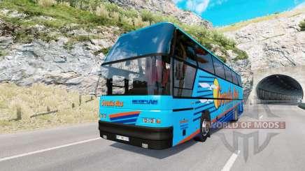 Bus traffic pour Euro Truck Simulator 2
