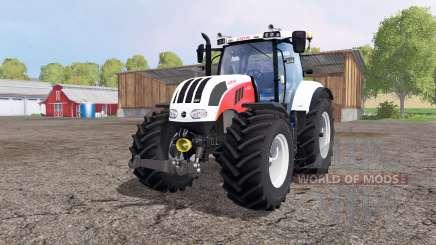 Steyr 6230 CVT für Farming Simulator 2015