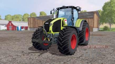 CLAAS Axion 950 pour Farming Simulator 2015