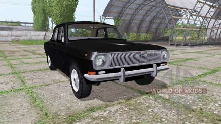 GAZ 24 Volga für Farming Simulator 2017