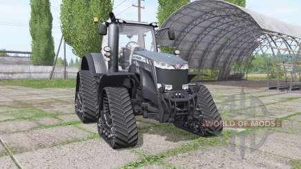 Massey Ferguson 8727 QuadTrac pour Farming Simulator 2017