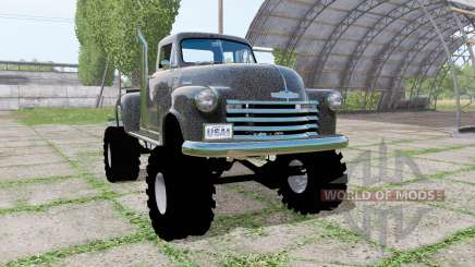 Chevrolet 3100 pickup (HP-3104) 1950 pour Farming Simulator 2017