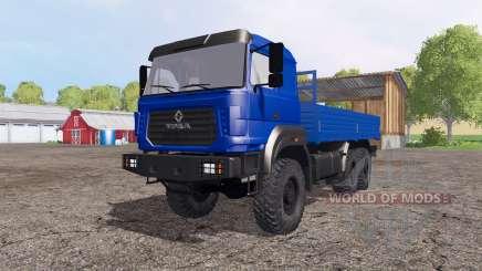 Oural 5557-4112-80M pour Farming Simulator 2015