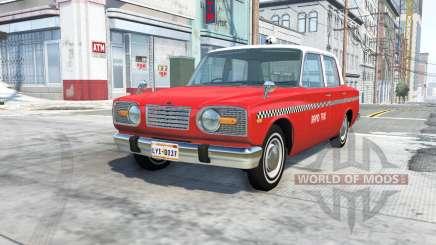 Ibishu Miramar Taxi v1.011 pour BeamNG Drive