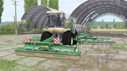 Krone BiG M 500 v2.4.1 pour Farming Simulator 2017