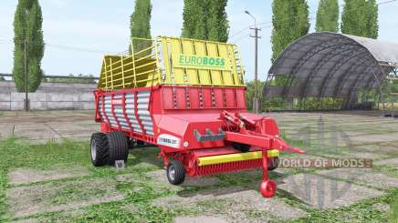 POTTINGER EUROBOSS 330 T twin tires pour Farming Simulator 2017