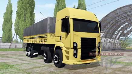 Volkswagen Constellation 24.330 8x8 2013 pour Farming Simulator 2017