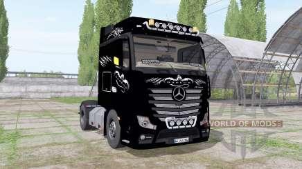 Mercedes-Benz Actros LS (MP4) 2011 für Farming Simulator 2017