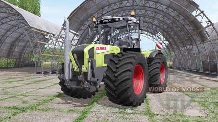 CLAAS Xerion 3800 v2.0.2.2 pour Farming Simulator 2017