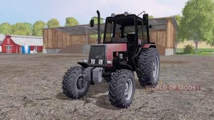 MTZ Belarus 820.2 für Farming Simulator 2015
