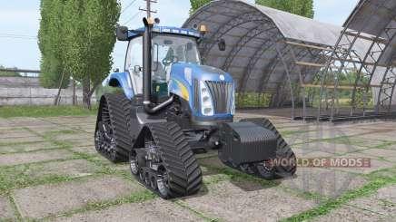 New Holland TG285 QuadTrac für Farming Simulator 2017