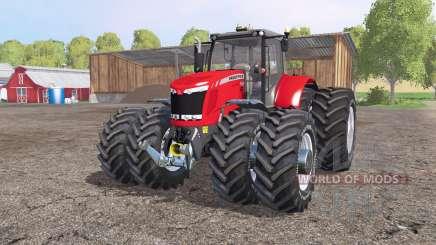 Massey Ferguson 7622 v2.6 pour Farming Simulator 2015