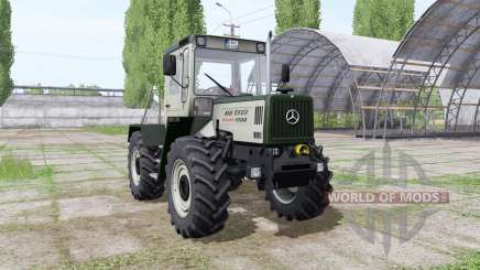 Mercedes-Benz Trac 1100 Intercooler für Farming Simulator 2017