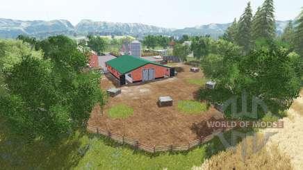 Village polonais de la v3.0 pour Farming Simulator 2017