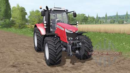 Massey Ferguson 6714 S pour Farming Simulator 2017