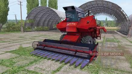 SK 6 Kolos v1.5 pour Farming Simulator 2017