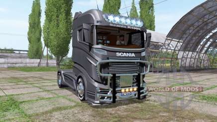 Scania R1000 für Farming Simulator 2017