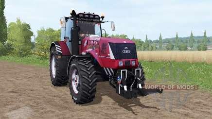 La biélorussie 3022ДЦ.1 pour Farming Simulator 2017